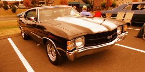 Chevelle SS by desirefire1