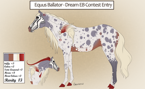 Dream EB Contest Entry by Vexlovely