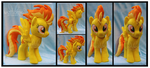 Spitfire Custom Plush by Nazegoreng