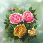 Roses Roses by Lubna-fatiha