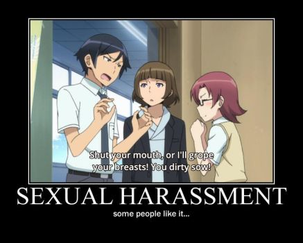 Sexual Harassment by c3k1996