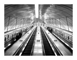 the londerground by claytes