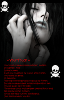 ..YourTouch.. by SweetBlood616