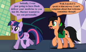 She's My Brother (Part 17) by TheRockinStallion