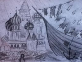moscow by SophieAnna97