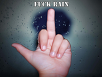 No raining by iTed