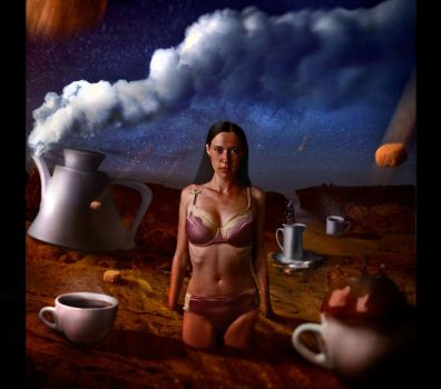 Coffeetime planet by parampam