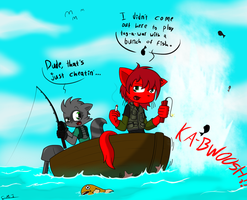Gone Fishin' 2 by Call-Me-Jack
