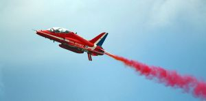 Red Arrow by rosswillett