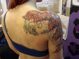 Vamp and clouds redo coverup 2 by IAteAllMyPaste