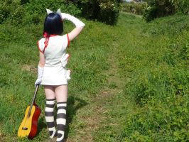 Noodle -  Melancholy Hill o7 by PinkiePaillasson