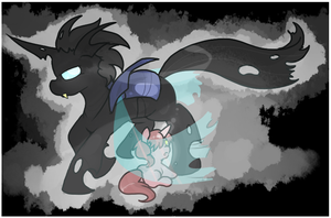 My big brother is a CHANGELING! by SouLWarri0r