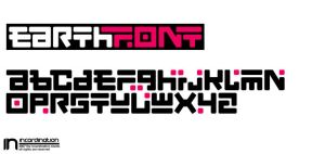Earthfont Type. by chamillio