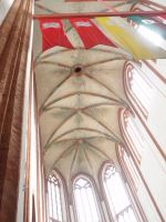 Wroclaw church vault by Woolfred