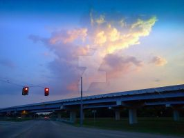 Texas Sunset Clouds - #1 by InvaderBlitzwing