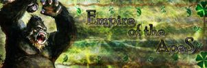 Empire of the Apes banner by C-Megalodon