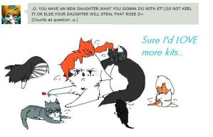 Ask me~ #three by AskMale-Ivypool