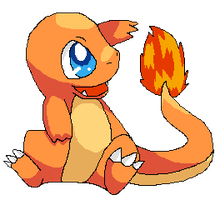 004 Charmander by TheShadowEevee255