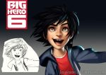 Big Hero 6 - Speedpaint Video by Laovaan