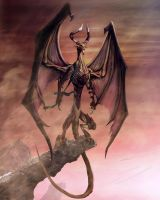 Nicol Bolas by Borrden