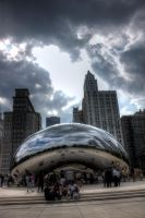 Chicago HDR 7 by CloudINC00