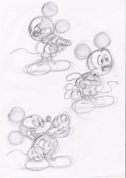 Disney Contest Mickey Mouse by DarylT