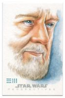 Ben Kenobi - Star Wars Perspectives AP by Erik-Maell
