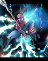 The Amazing Spider-Man by Chrisgemini