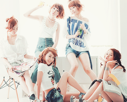 Girls' Day edit by NouNou01