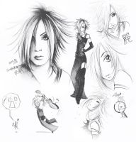Uruha_Cockroach look by KaZe-pOn