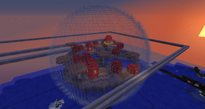 Mushroom Biome Sphere by BlockheadGaming