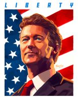 Senator Rand Paul - Liberty by MatthewSwift