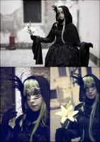 Cosplay - Mask by Didi-hime