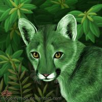 Marsh Cat Cub by MoogleyMog