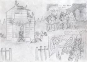 THHoG Scetches 2 by ZiizV