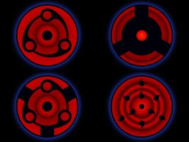 SHARINGAN collection - 2 by Chase-TH