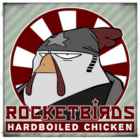 Rocketbirds: Hardboiled Chicken - Icon by Dr-182