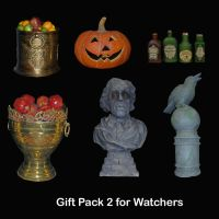 Gift Pack 2 for Watchers by PaintedOnMySoul