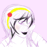 A Wip For Ariel's hecka cute Rose by unepetitefae