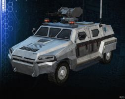 Tactical Vehicle by Goreface13