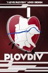 Logo design: I love Plovdiv by yankoa