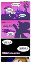 Fallout New Canterlot Part I by PixelKitties