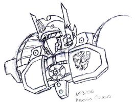 Transformers KW: General Prime by Dragga