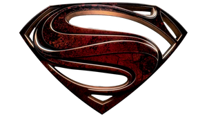 Superman Logo (Man of Steel) by Alexbadass