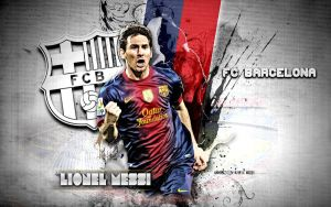 225. Lionel Messi by RGB7