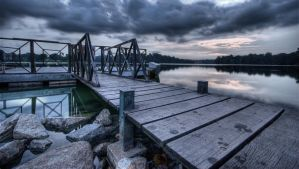 Rain is coming by fizophoto