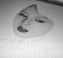 24th Drawing 09 WIP1 by KLSADAKO