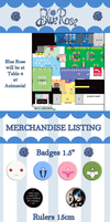 ANIMANIA2012 Merchandise List **LARGE IMAGE FILE** by Blue-Fishies