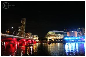 Nite at Singapore 2 by DziGokey