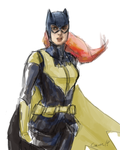 Batgirl Redesign by ma6